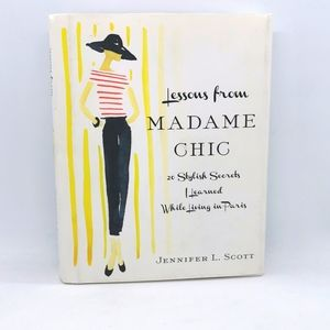 Lessons from Madame Chic Style book
